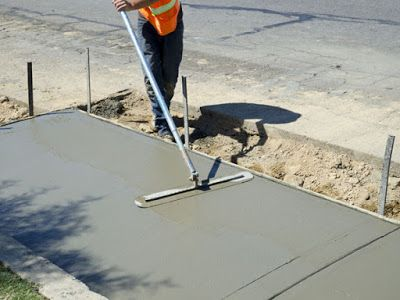 Sidewalk Repair NYC Image